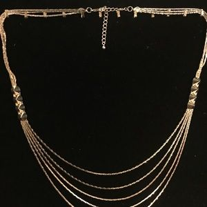 Jewelry - Saks fifth avenue gold necklace